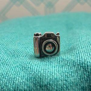 Pandora Sterling Silver Camera Charm
